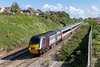 28th Aug 2015:  The 06.00 Cross Country service from Leeds to Plymouth in the hands of 43366 runs through Parson Street on the South West side of Bristol