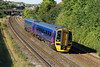 28th Aug 2015:  One of only 2 FGW 158 number 158766 trundles away from Parson Street with 1D06 the 08.36 from Taunton to Bristol Parkway
