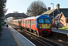 23rd Dec 2015:  456008 & 456010 arriving at Bagshot working 2N30  the 10.30 Guildford to Ascot