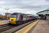 1st Feb 2015:   43301 is heading 1V48 from Leeds to Plymouth through Westbury