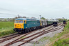 8th May 2015:  Grid 56006 with Translator 73107tapproaching  Herston Halt