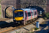19th Jan 2016:  Cross Country 170117 working 1V06 the 09.10 from Nottingham to Cardiff charges through Magor.  The picture is taken from the lower steps of the new footbridge.  Both the new bridges offer some improved views but others will now require steps or just a stool if you are fairly tall