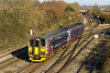 4th Dec 2016:  153333 'Visit South Devon by train' and 153338 are forming 2M08 the 11.28 from Swindon to Westbury