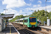 3rd Jul02016:  Leaving Berwick is 171729 forming 1G49 the 16.12 from Brighton to Ashford