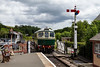 25th Jun 2016: Thr 12.15 from Totnes Littlehempston arriving at taverton powered by D6501 (33002)