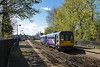 3rd May 2016:  142017 departing from Starbeck with 2C15 the 08.47 York to Leeds.  Only 2 platforms and the signal box remain of what was once a busy junction with a decent loco shed and marsheling yard.
