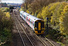 17th Nov 2016:  leaving Wstbury is 158798 working 1V94 the 08.50 Brighton to Great Malvern.  I wonder how long this Springboard levery will last ?
