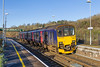 28th Dec 2017:  Drawing to a halt at a shaddowy Freshford is 150108 as it works 2O89 the 10.42 Gloucester to Weymouth