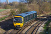 17th Jan 2018: 165109 is heading north with 2J26 the 11.08 Basinngstoke to Reading.  The next stop will be at Mortimer.