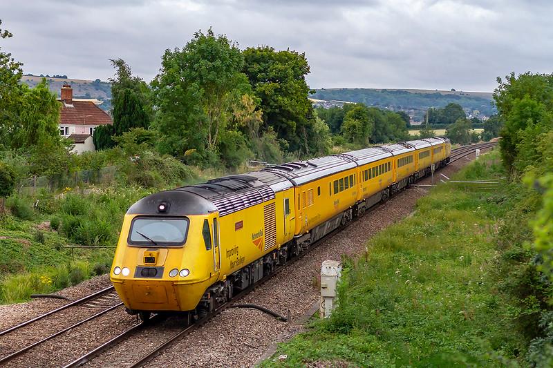 27th Jul 2018:   With 43062 'John Armitt' leading 1Q19 ? working from Paignton to Paddington passing through Heywood.
