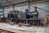 1st Jun 2018:  LBSCR loco number 110 was built in Brighton in 1877 and In 1927 it was withdrawn and sold the Cannock and Rugely Colliery Company where it remained untill withdrwan again in 1967 and sold for preservation.  Now numbered 2 'Yarmouth' it will be returned to working order in due course.
