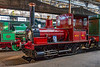 17th Nov 2018:  A beautiful little engine is the Wantage Tramway No 5 that was built by George England in 1857 for the Sandy and Potton Railway. Sold on the the LNWR in 1875 is was resold to the Wantage Tramway twhere it ran until 1947 when the line closed. Part of the National Collection it lives at the Didcot Railway Centre