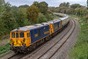 20th Sep 2018:  On the rear of 1Z10 from Victoria to Port Talbot Signal 3462 are 73983 'Janice' & 73961 'Alison'.  They will be leading aafter the train reverses at Bristol Temple Meads
