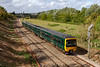 19th Sep 2018:  165108 leaving Hungerford as it works 1K19 the 12.36 Bedwyn to Paddington