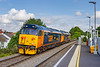 21st Aug 2019:  The two GBRf Liveried 50s 50049 'Defiance' & 50007 'Hercules' are on their way to Kidderminster afterrail tour duties.  0Z50 started from Eastleigh and is framed as it passes through Dilton Marsh