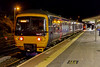 17th Jul 2919:  I went to Westbury Station to picture the Freightliner test using 70003 to take  a 4500 ton train from Mererhead to Acton but it changed it's route and went via the Avoider so this was the next best thing.  At 11.53 pm 166211 and 150249 are standing in Platform 3 as they get water top ups and a team are throughly cleaning the insides.