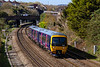 26th Mar 2019:  The Turbos are now getting everywhere. 166216 passing through Parson Street at 10.16 as it works 2U10 the 09.16 Taunton to Cardiff