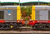 14th Nov 2019:  20118 'Saltburn by the Seas' and 20132 'Barrow Hill Depot' at Westbury
