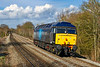 25th Mar 2021:  Going very nicely up the 1/70 through Dilton Marsh is ROG 47812.  Running as 0O86 it started from Derby RTC and is going to Eastleigh Works ..  In perfect light it was a shame tyhat there was no load in tow.