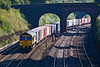 5th Oct 07:  Crawling under the bridges at Purley on Thames is 66538. 4M55 to Lawley Street