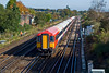 18th Oct 07:  442401 leading on the return leg to Eastleigh