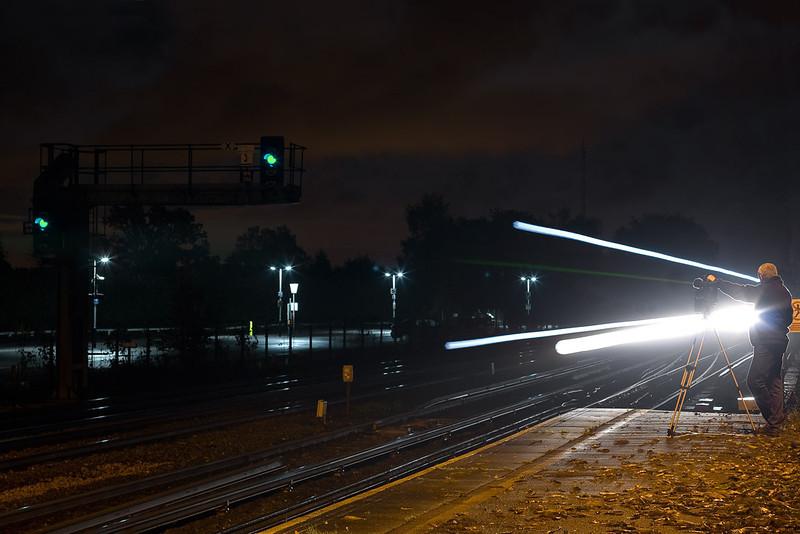 28th Oct 07:  The Invisible Train (450109)