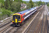 30th Apr 07: 159103 from Yeovil to Waterloo