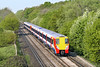 21st Apr 07: Pioneer Juniper 458001 leads a Reading to Waterloo service