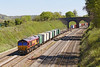 19th Apr 07:  66094 powers the intermodal service to Foundry Lane through Purley on Thames
