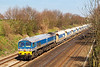 5th Apr 07: The Hither Green empties with 59002 in charge