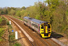 10th Apr 07:  158869 south bound at Spaniards Lane