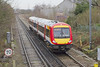 14th Feb 07: 170303 makes it's last journey on South Western metals as it runs as 5Z70 from Salisbury to Crofton