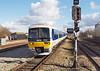 21st Feb 07:  165101 enters platform 8 on the 12.30 Paddington to Oxford