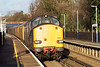 2nd Jan 07: 37605 will lead again as it returns later to take the Chertsey line