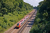 31st Jul 07:  Looking East from the high bridge in Sonning Cutting