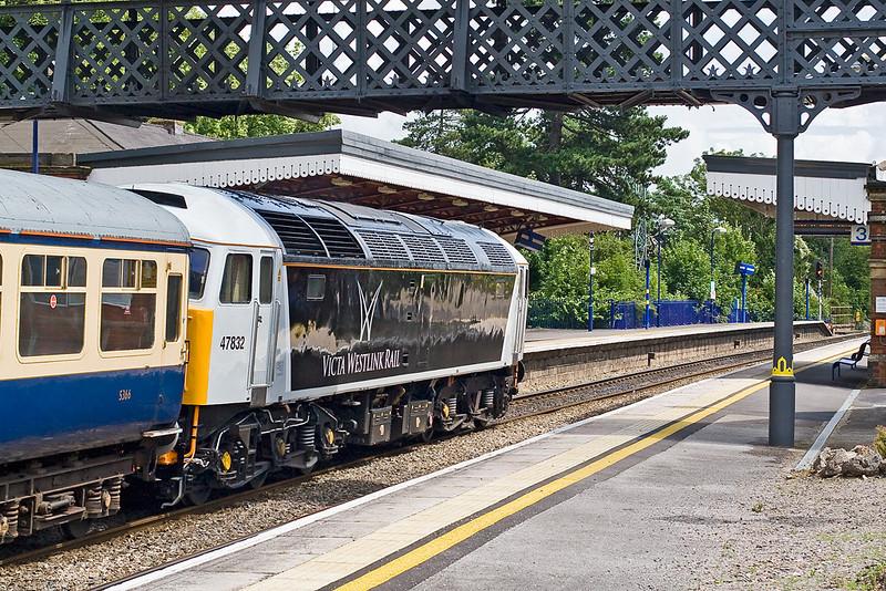 2nd Jul 07:  47832 Victa Westlink Rail