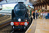 8th Jul 07: At Bristol Temple Meads there was a stop of 65 minutes for water and crew change.  No one could have guessed what was soon to happen