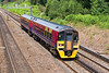 13th Jun 07:  158814 is going to Wabtec in Doncaster to be refurbished.  It should return as 158890. Pictured here at Pirbright