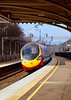15th Mar 07: Pendolino on full tilt