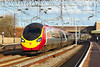 6th Mar 07:  A Pendolino rushes north through the Low Level station
