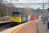 15th Mar 07: 4M94 from Felixtowe to Lawley Street with 57003 on the point