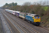 5th Mar 07:  47480 North Star with 5Z47 Laira to Ilford stock move