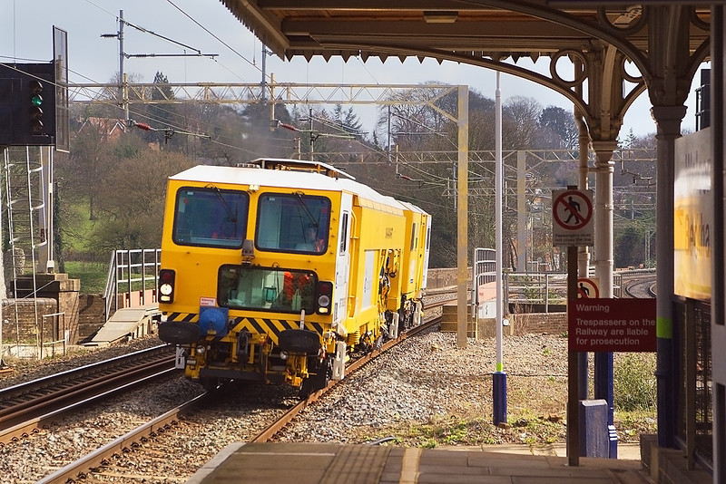 15th Mar 07: A Carillion Tamper potters bye