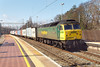 15th Mar 07:  57004 Freightliner Quality heads for Southampton on 4O35 from Crewe