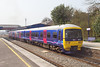 28th Mar 07: 165117 gets away from Twyford