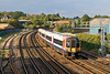 26th Sep 07: 444040 rounds the cuve from St Denys with a Waterloo to Southampton Central service