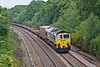 12th Sep 07:  66533 on the late running Wentloog to Southampton Liner.  Seen here passing through Chineham