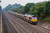 8th Sep 07:  66224 brings 6Z31 PGAs from Theale to Acton