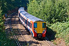 11th Sep 07:  458027 at Longcross on the 12.09 Reading to Waterloo