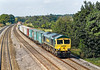 13th Sep 07:  66593 on the 4O27 07.12 from Ditton to Southampton